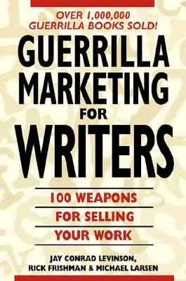 guerilla marketing for writers