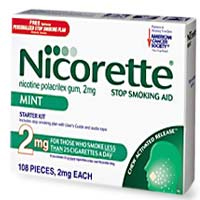 stop smoking nicorette