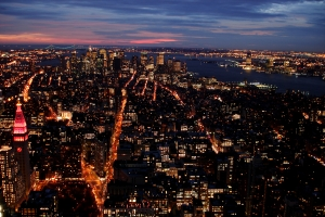 Travel Writing Destination NYC