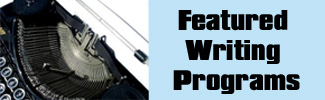 FEATURED WRITING PROGRAMS