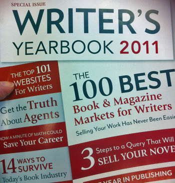 Writers Digest Top 101 Websites for Writers 2011