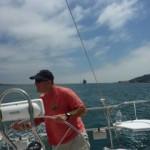 sailing as metaphor