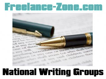 National Writing Groups