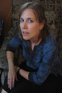 Author Kelli Lawrence
