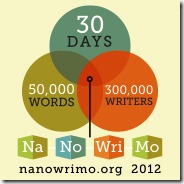 Nanowrimo2012